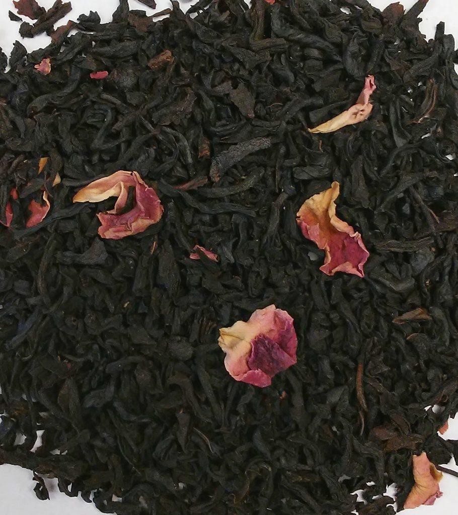 Summer Rose black tea